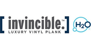 Invincible H2O luxury vinyl plank